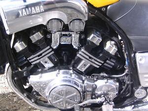 Yamaha Vmax parts and repairs
