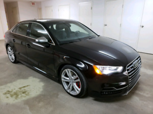 Lease Takeover for 2016 Audi S3