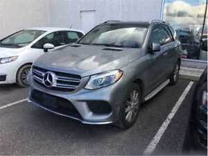 2016 Mercedes-Benz GLE-Class GLE 350d 4matic, Only 49,000 KMS