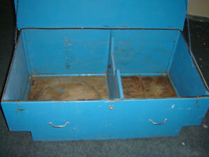 $150 · Home made plywood tool box for 1/4 truck Regina Regina Area image 3