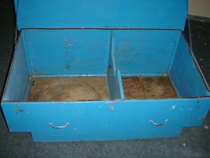 $150 · Home made plywood tool box for 1/4 truck Regina Regina Area image 3