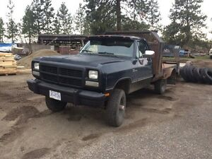 92 dodge 350 5 speed