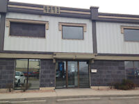 Great Mezzanine Office Space for Lease in Foothills Industrial!