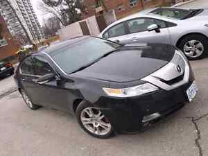 2009 Acura TL fully loaded PUSH BUTTON START BACK UP CAMERA GPS.