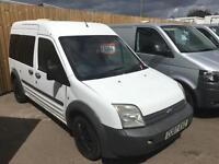 Ford connect crew van