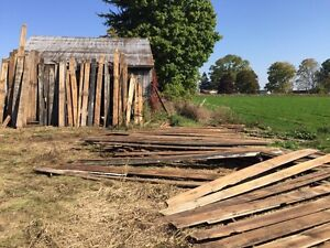 Have an old wooden barn ? Be my business partner-444- Kitchener / Waterloo Kitchener Area image 9