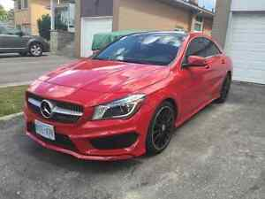 2016 Mercedes-Benz Other CLA 250 4 MATIC Sedan