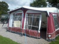 Towsure Insignia type 1000 caravan awning