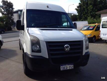 2009 Volkswagen Crafter High Roof LWB St James Victoria Park Area Preview