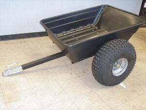 ATV TRAILERS IN STOCK TILTING TUB GREAT DEAL WILL SHIP HD Prince George British Columbia image 2