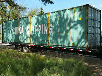 Used Storage Containers / Seacans Guaranteed Great Condition