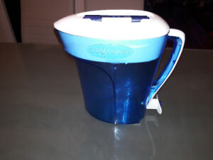 ZeroWater 12 Cup Ready Pour Pitcher with Free TDS Meter