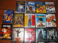 DVD movies for sale,