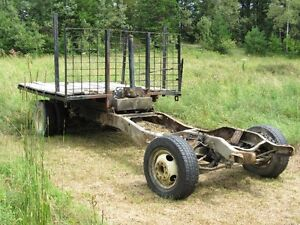 Chassis(Frame)  pick-up