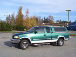 FOR  SALE  1998 FORD  PICKUP  4X4  LARIAT