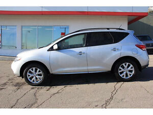 2013 Nissan Murano SL AWD - REMOTE START, WINTER RIMS, 3M STONE