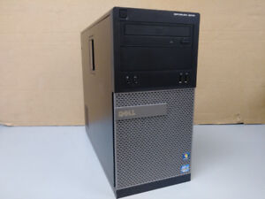 Dell Optiplex Mini Tower MT Desktop PC Core i5 Like New
