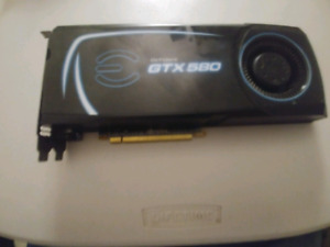 GTX 580 2gb Graphics Card