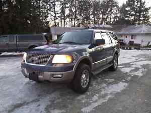 2003 Expedition. Eddie Bauer