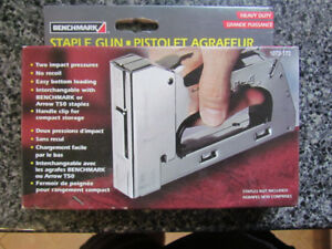 Benchmark T50 Staple Gun