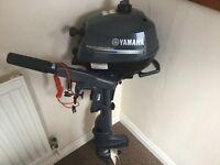 Yamaha 2.5hp outboard