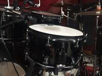 Ddrum journeyman snare drum 13x7