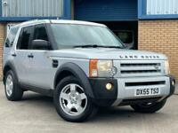 ** 7 SEATER ** 2006 (55) Land Rover Discovery 3 2.7TD V6 S Auto 4X4 ** VALUE **