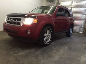 2009 Ford Escape 4x4 payments available