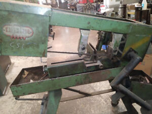 "Industrial BandSaw Time Saver Horizonta Kalamazoo 14""throat"