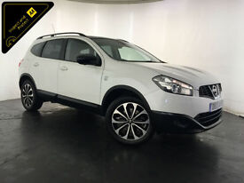 2013 NISSAN QASHQAI +2 360 AUTO 7 SEATER 1 OWNER SERVICE HISTORY FINANCE PX