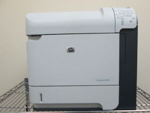 HP LASERJET P4015dn MONOCHROME LASER WORKGROUP PRINTER