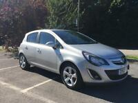 Vauxhall/Opel Corsa 1.2i 16v ( a/c ) 2012 SXi finance available from £30 per wee