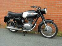 Gilera 175 Super 1965 175cc Matching Frame & Engine Numbers