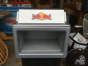 Red Bull Open-Air Display Cooler