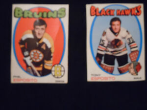 Esposito Brothers Hockey Cards Cambridge Kitchener Area image 2