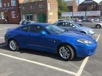 07 Hyundai Coupe 1.6 SIII 2 OWNS DAMN GOOD MOT APRIL'19 £1495 P/EX CARDS DELIVER