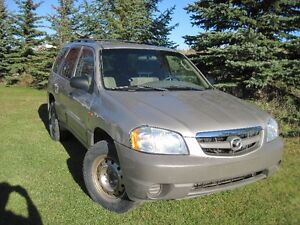 2002 Mazda Tribute DX SUV