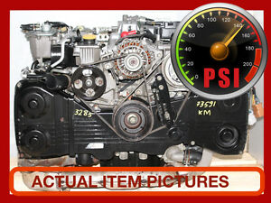 JDM SUBARU WRX EJ20 2.0L TURBO DOHC ENGINE 2002-2005
