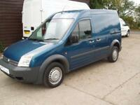 2008 FORD TRANSIT CONNECT 1.8TDCi 110PS T230 LWB LX AIR CONDITIONED NO VAT