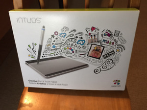 INTUOS CREATIVE TOUCH TABLET