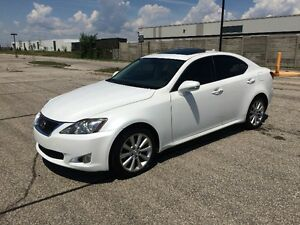 2010 Lexus IS 250 Sedan AWD
