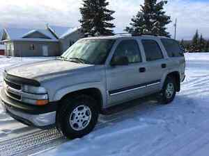 2004 Chevrolet Tahoe LS2 SUV, Crossover