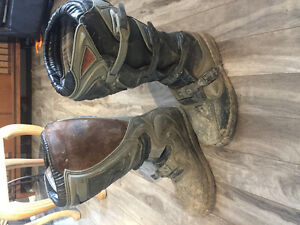 Thor MX boots FREE!!!