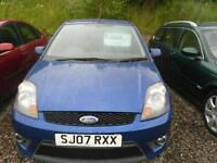 2007 FORD FIESTA 2.0 ST FREE 3 MONTHS WARRANTY PRICE IS 2995