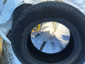 "Michelin 17"" SNOW TIRES"
