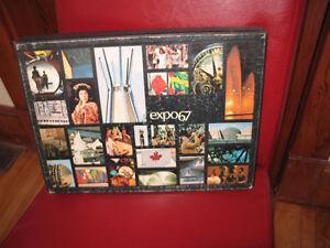 Expo 67 Memorial Book