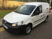 2014 Volkswagen Caddy 1.6 TDI C20+ Startline Panel Van 4dr Manual Panel Van