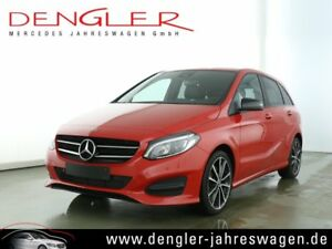 Mercedes-Benz B 250 ANHÄNGERKUPPLUNG*LED*NIGHT*NAVI URBAN