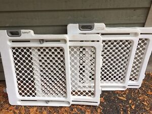 2 x Safety First baby gates