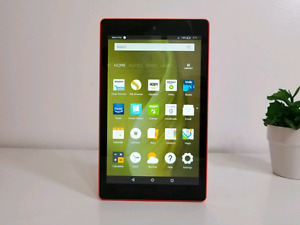 Amazon Fire HD 8 Tablet & cases